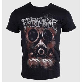 Herren T-Shirt   Bullet For My Valentine - Temper Temper Gas Maske - BRAVADO EU, BRAVADO EU, Bullet For my Valentine