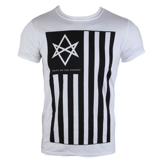 Herren T-Shirt   Bring Me The Horizon - Antivist Mens - White - BRAVADO EU, BRAVADO EU, Bring Me The Horizon