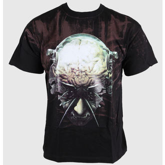 T-Shirt Batik - Alien 2, UNDERGROUND FASHION