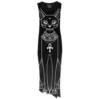 Damen Kleid  KILLSTAR - Bast - Black