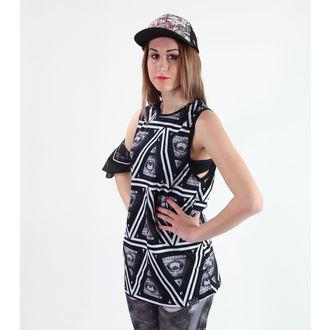 Tank Top/Shirt (Unisex) KILLSTAR - Illuminati - Black