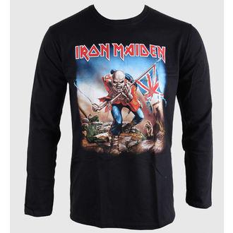 Herren Longsleeve Iron Maiden - Trooper - BRAVADO EU, BRAVADO EU, Iron Maiden