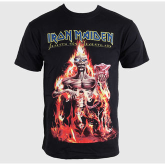 Herren T-Shirt Iron Maiden - CM EXL Seventh Son - BRAVADO EU, BRAVADO EU, Iron Maiden