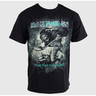 Herren T-Shirt Iron Maiden - CM EXL FFTE Distressed - BRAVADO EU, BRAVADO EU, Iron Maiden