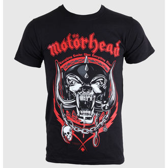 Herren T-Shirt Motorhead - Lightning Wreath - Black - BRAVADO EU, BRAVADO EU, Motörhead