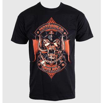 Herren T-Shirt Motorhead - Orange - Black - BRAVADO EU, BRAVADO EU, Motörhead
