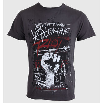 Herren T-Shirt AMPLIFIED - Bullet For My Valentine - Charcoal, AMPLIFIED, Bullet For my Valentine