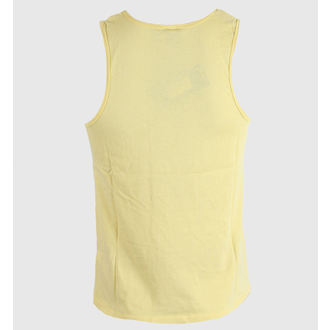 Herren Tanktop SANTA CRUZ - STREETS ON FIRE CUSTARD, SANTA CRUZ