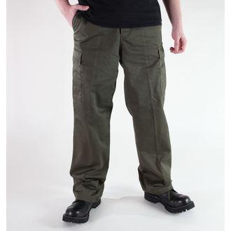 Herren Hose  MIL-TEC - US Ranger Hose - Oliv, MIL-TEC