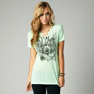 Damen T-Shirt (Top) FOX - Eve, FOX