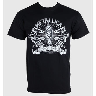 Herren T-Shirt METALLICA - World Tour - META527 - LIVE NATION