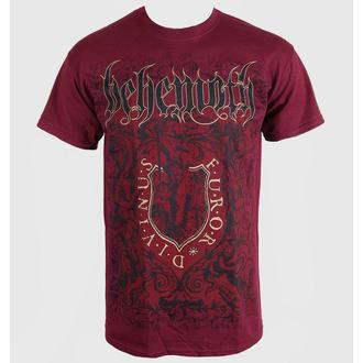 Herren T-Shirt   Behemoth - Furor Divinus Maroon - PLASTIC HEAD, PLASTIC HEAD, Behemoth