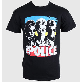 Herren T-Shirt   The Police - Greatest - PLASTIC HEAD, PLASTIC HEAD, Police