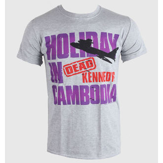 Herren T-Shirt   Dead Kennedys - Holiday In Cambodia 2 - PLASTIC HEAD, PLASTIC HEAD, Dead Kennedys