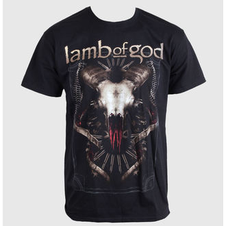 Herren T-Shirt   Lamb Of God - Tech Steer - PLASTIC HEAD, PLASTIC HEAD, Lamb of God