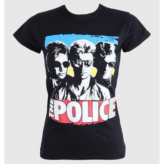 Damen T-Shirt  The Police - Greatest - PLASTIC HEAD, PLASTIC HEAD, Police