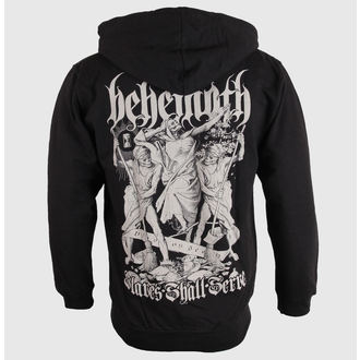 Herren Hoodie  Behemoth - Slaves Shall Serve - PLASTIC HEAD, PLASTIC HEAD, Behemoth