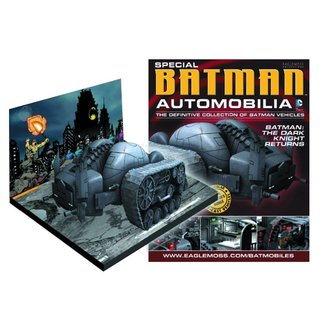 Dekoration , Automobil Batman - The Dark Knight - Special Tank