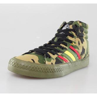Herren Sneaker IRON FIST - Duane Peters Clasher Hi, IRON FIST