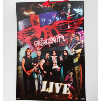 Bild 3D Aerosmith - Pyramid Posters - PPLA70121 - BESCHÄDIGT