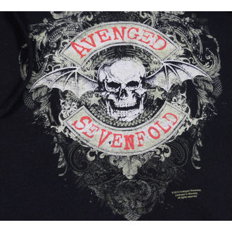 Herren Hoodie  Avenged Sevenfold - Currency, Avenged Sevenfold