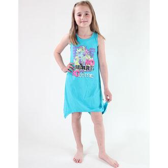 Kleid für Mädchen  TV MANIA - Monster High - Turquise, TV MANIA