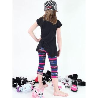 Mädchen Pyjama ( T-Shirt + Leggings) - Monster High - Black, TV MANIA