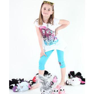 Mädchen Pyjama ( T-Shirt + Leggings) - Monster High - White