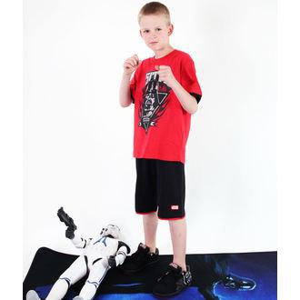 Set für Jungen ( T-Shirt + Shorts) TV MANIA - Star Wars Clone - Red, TV MANIA