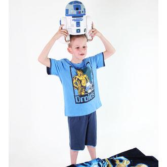 Set für Jungen ( T-Shirt + Shorts) TV MANIA - Star Wars Clone - Blue, TV MANIA