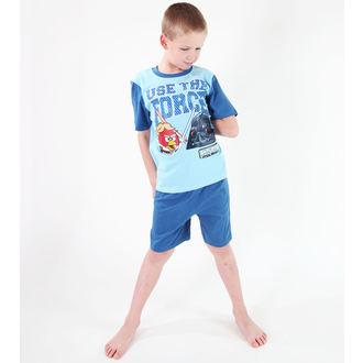 Schlafanzug für Jungen TV MANIA - Angry Birds - Turquise, TV MANIA