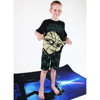 Schlafanzug für Jungen TV MANIA - Star Wars - Black, TV MANIA