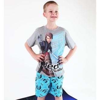 Schlafanzug für Jungen TV MANIA - Star Wars Clone - Grey, TV MANIA