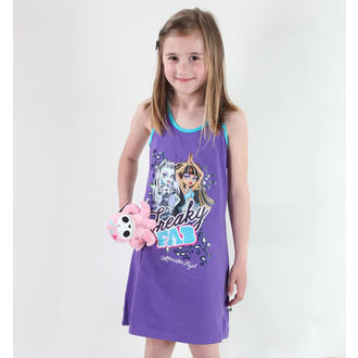 Kleid Mädchen TV MANIA Monster High - Purple, TV MANIA