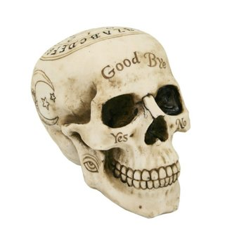 Deko Skull - Ouija divination skull, NNM