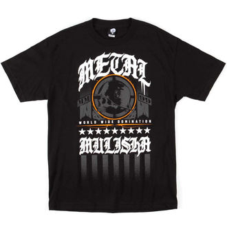 Herren T-Shirt METAL MULISHA - MULISHA ELECT, METAL MULISHA