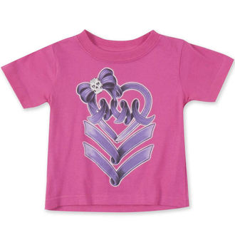 Baby/Kids T-Shirt für Mädchen METAL MULISHA - RIBBON DANCER, METAL MULISHA