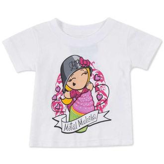 Baby/Kids T-Shirt für Mädchen  METAL MULISHA - CUPCAKE, METAL MULISHA