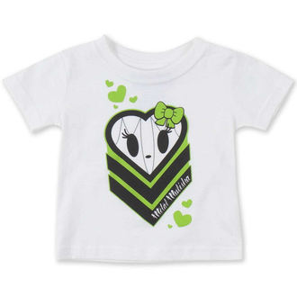 Baby/Kids T-Shirt für Mädchen  METAL MULISHA - HALIE HEART, METAL MULISHA