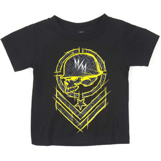 Baby/Kids T-Shirt für Jungen  METAL MULISHA - SHRED, METAL MULISHA
