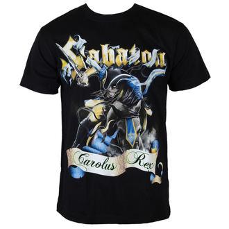 Herren T-Shirt Sabaton - Carolus Rex - Black, CARTON, Sabaton