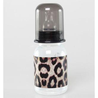 Babyflasche/Trinkflasche (125 ml) ROCK STAR BABY - Leopard, ROCK STAR BABY