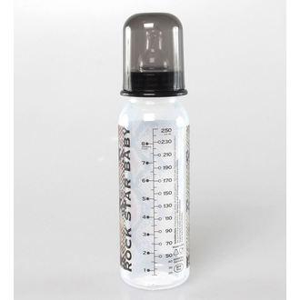 Babyflasche/Trinkflasche (250 ml) ROCK STAR BABY - Schlange, ROCK STAR BABY