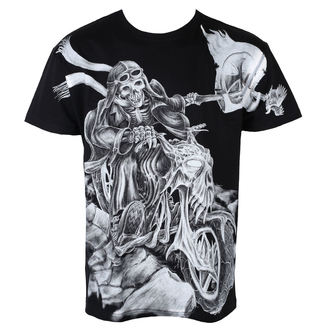 Herren T-Shirt   ALISTAR - Motors Schädel