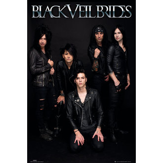 Poster Black Veil Brides - Band - GB posters, GB posters, Black Veil Brides