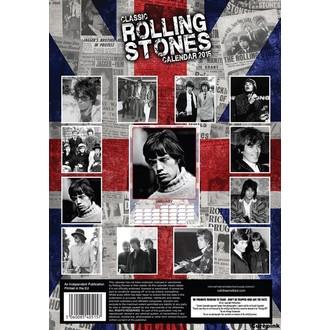 Kalender  für 2015 ROLLING STONES, NNM, Rolling Stones