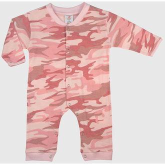 Baby-Overall ROTHCO - ONE-PC - PNK CAMO, ROTHCO