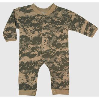 Baby-Overall ROTHCO - PIECE - ACU DIGITAL, ROTHCO