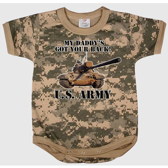 Baby Body ROTHCO - GOT YOUR BACK - ACU, ROTHCO