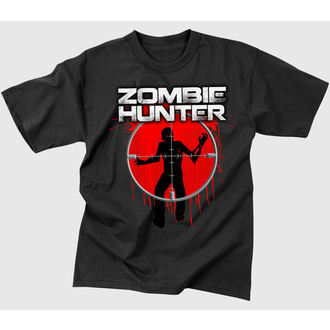Herren T-Shirt   ROTHCO - ZOMBIE HUNTER - BLACK, ROTHCO